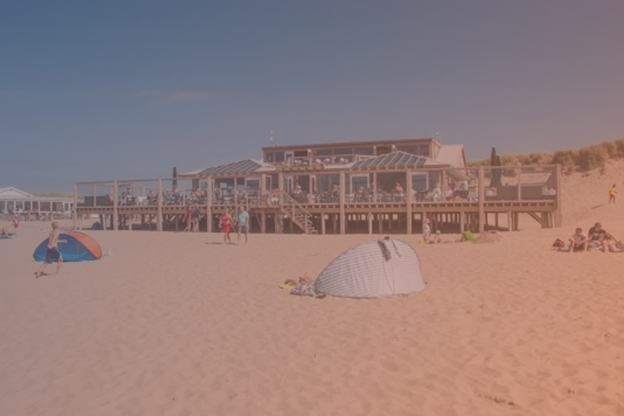 Strandtent / Beachclub