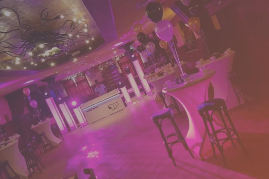 Partycentrum of zalencentrum