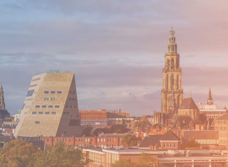 Locaties in Groningen
