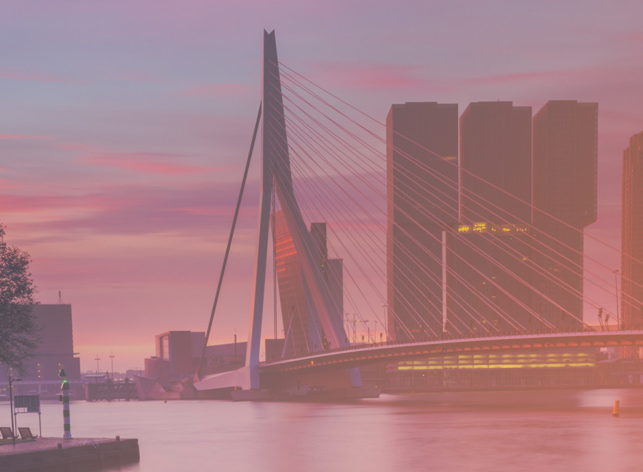 Locaties in Rotterdam
