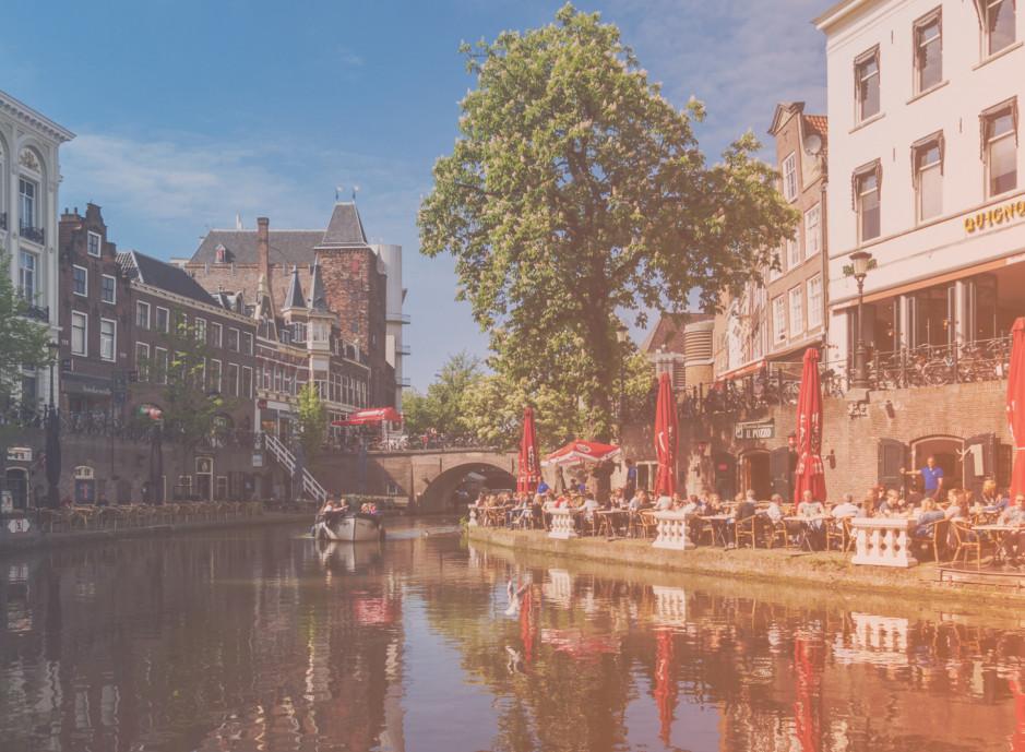 Locaties in Utrecht