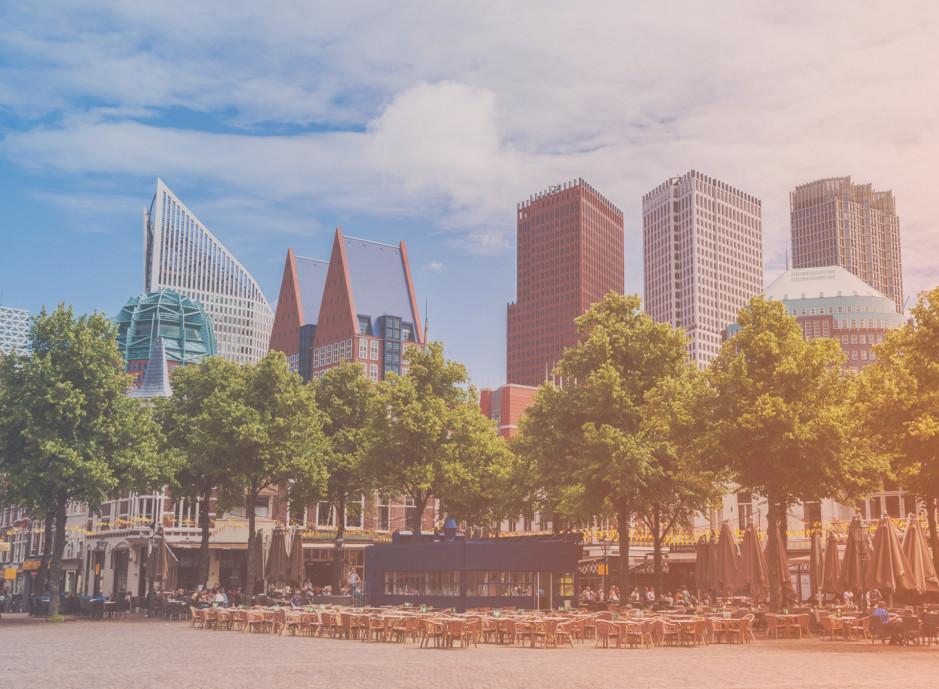 Locaties in Den Haag
