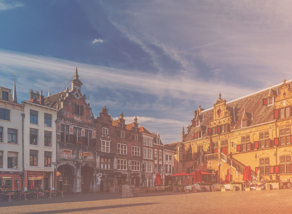 Locaties in Nijmegen